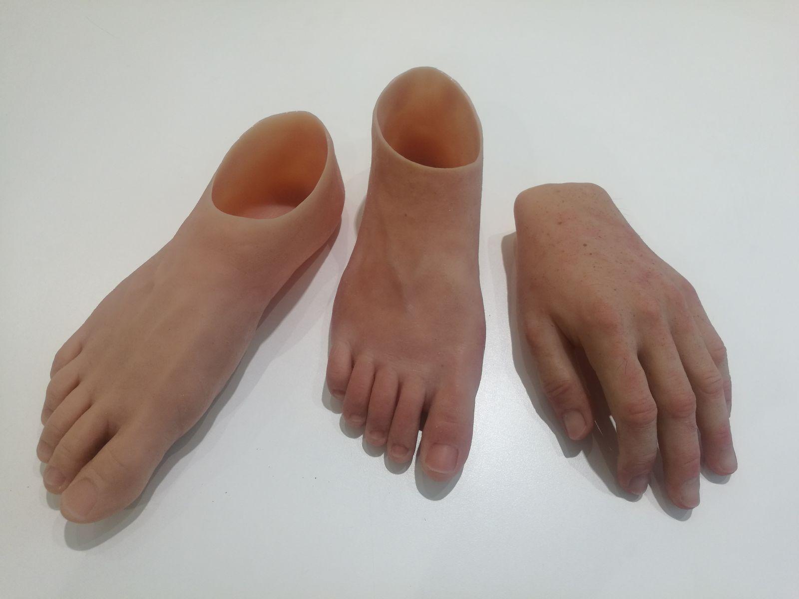 Naturtro kosmetiske proteser